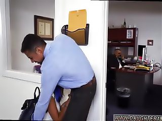 Interracial daddy amateur Bring Your crony's daughter to